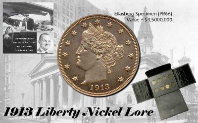 1913 Liberty Nickel Lore