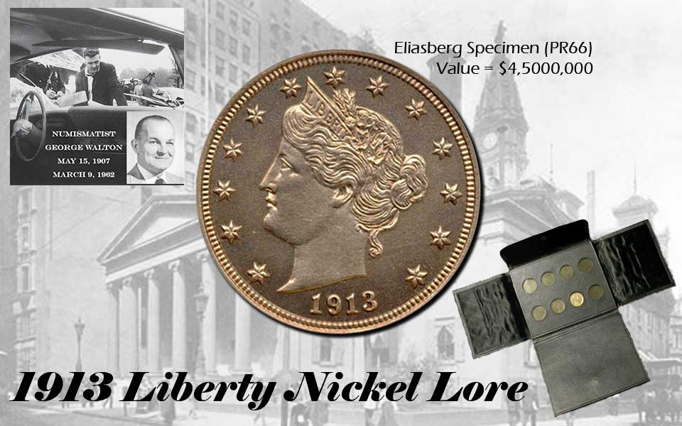 1913 Liberty Nickel Lore