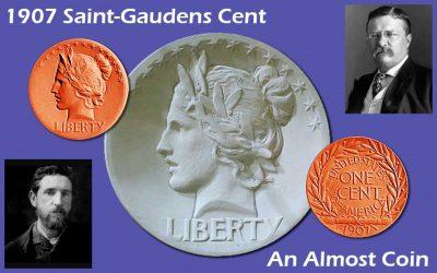 1907 Gaudens Cent