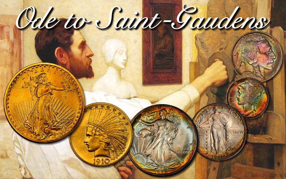 Ode to Saint-Gaudens